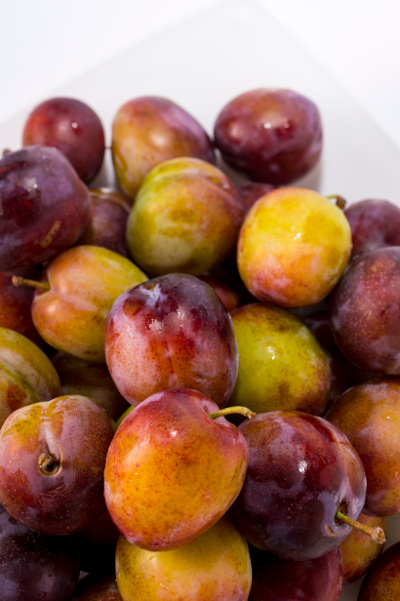 August plums